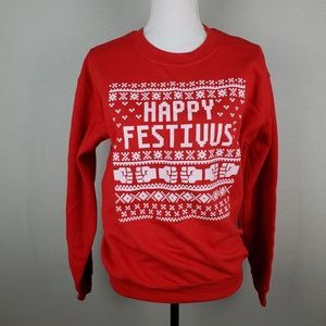 Happy Festivus Sweatshirt SM